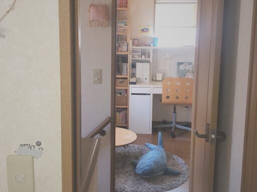 4月は子ども部屋の整理・収納を!