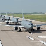 アメリカ空軍 空中給油機KC-46Aの第7次生産分15機を発注