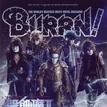 聖飢魔II、HM/HR専門誌『BURRN!』初登場の表紙を公開 有観客での大黒ミサツアー開催&新教典の発表も宣言
