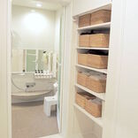 快適なお風呂場を「無印良品」で揃える。便利な収納グッズや掃除道具などをご紹介