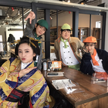 岡田結実、秋元才加&堀田茜との共演シーン裏話明かす
