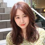 オルチャン前髪のアレンジで流行を形に。大人女性に似合う韓国風スタイル集