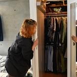 まるでアパレルショップのような「こだわりの服収納」まとめ。並べ方だけでも参考になるな~ みんなの部屋