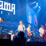 04 Limited Sazabys、オーラルとブルエンを迎えた『ONAKAMA 2021』の初日公演が大盛況で終了
