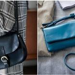 大人女子におすすめ!職人が作る上質ミニレザーバッグ&財布