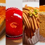 コメダの冬の新しい「季節のケーキ4種」を食べてみた / ケーキ屋ともやり合えるコメダのケーキ