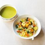 サラダより「スープ」がいい理由は? 答えは野菜の抗酸化力アップにあり!