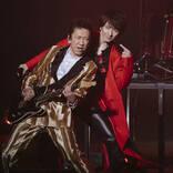 布袋寅泰、日本武道館で開催された無観客生配信ライブに吉井和哉も登場