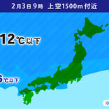 あす 非常に強い寒気が流れ込む 北日本は猛烈な寒さ