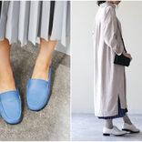 オシャレで歩きやすい♡軽くて安定感バッチリの春靴特集
