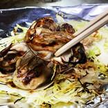 【贅沢グルメ】お好み焼きの聖地でウマイ牡蠣焼きを食べる行為はアリよりのアリ / カープ 東京支店
