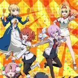 アルトリア&ネロが登場 OVA「Fate/Grand Carnival」新キービジュアル公開 Blu-ray&DVDの店舗購入特典の続報も発表