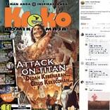 マレーシア語版『進撃の巨人』に違和感 巨人がボクサーパンツ姿で登場<動画あり>