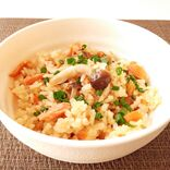 野菜、魚、キノコ…免疫力アップの絶品炊き込みご飯レシピ