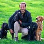 キャサリン妃の弟ジェームズさん、犬のしつけ動画をInstagramで公開予定