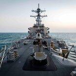アメリカ駆逐艦が南シナ海で「航行の自由作戦」実行 中国の海洋進出を牽制