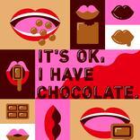【PLAZA】「パルマー」のポップでユーモアあふれるチョコレートが登場!
