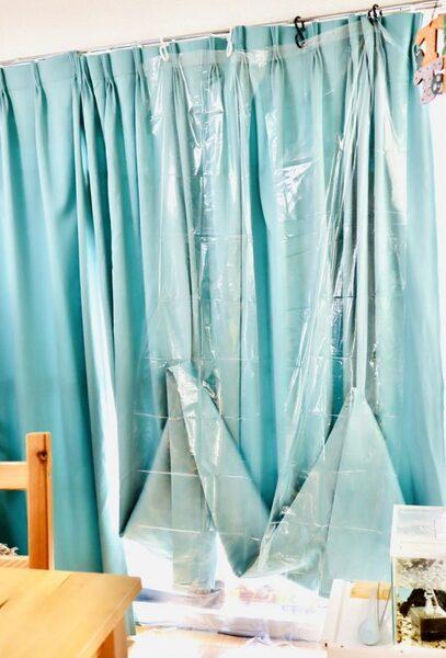 断冷クリアカーテン2