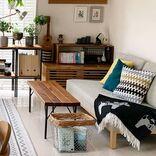 2LDKのアパートをおしゃれで快適に。二人暮らしで参考にしたいインテリア実例