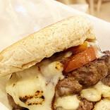 【離島グルメ】石垣島で食べる石垣牛のモザレラチーズバーガーの薫り / バニラデリ
