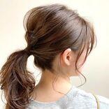 《ミディアム》アップのヘアアレンジ特集!不器用さんでもできる簡単可愛いやり方