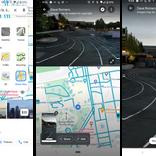 Androidにも対応。Googleマップのストリートビューを分割表示にする方法