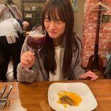 大友花恋 お酒を楽しむキュートなオフショット公開、ファンから優しいツッコミも