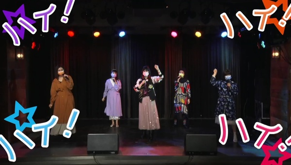 MAHO堂ライブ