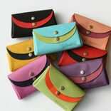 明るいカラーで気分アップ♡春財布におすすめの革財布特集