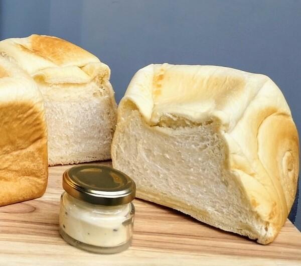 東京都恵比寿・スチーム⽣⾷パン専⾨店「STEAM BREAD EBISU」⾄極のクリームチーズ#スチパン