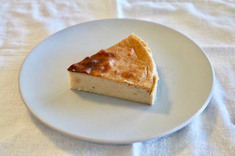 おすすめレシピ!濃厚豆腐チーズケーキ