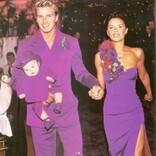 デヴィッド&ヴィクトリア・ベッカム夫妻、21年前の結婚式の写真でバレンタインデーを祝福