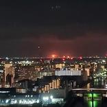 地震直後に工場地帯で爆発!? 火災とは違う「フレアスタック」とは
