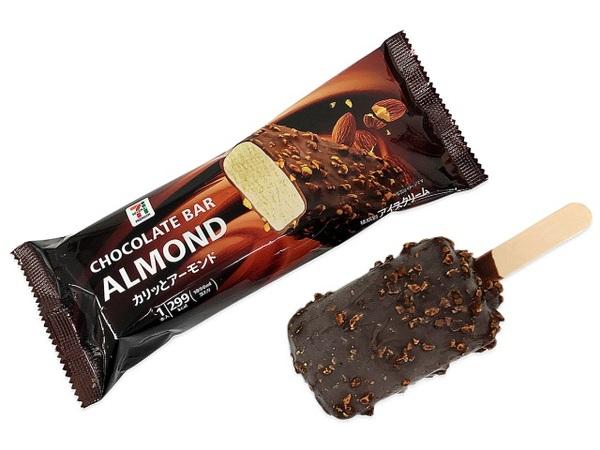 7プレミアム アーモンドチョコレートバー