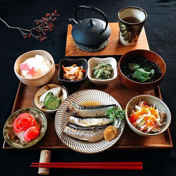 簡単レシピの和食の魚料理☆鰯の生姜煮