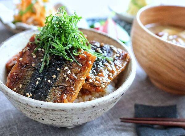 人気料理の味をさんまで作るレシピ☆蒲焼き
