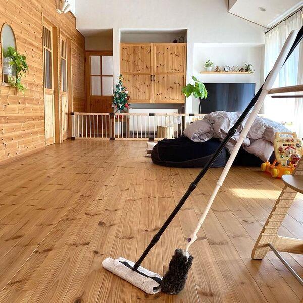 掃除 おすすめ 床