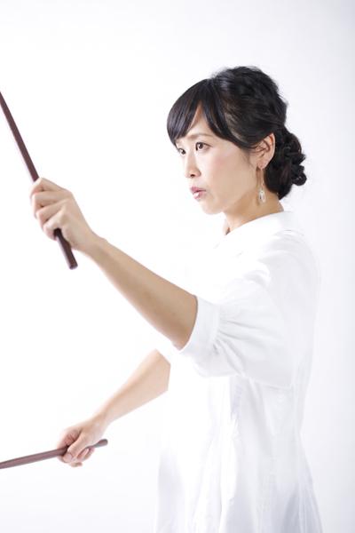 畑中明香(ヴィブラフォン/アンサンブル九条山)