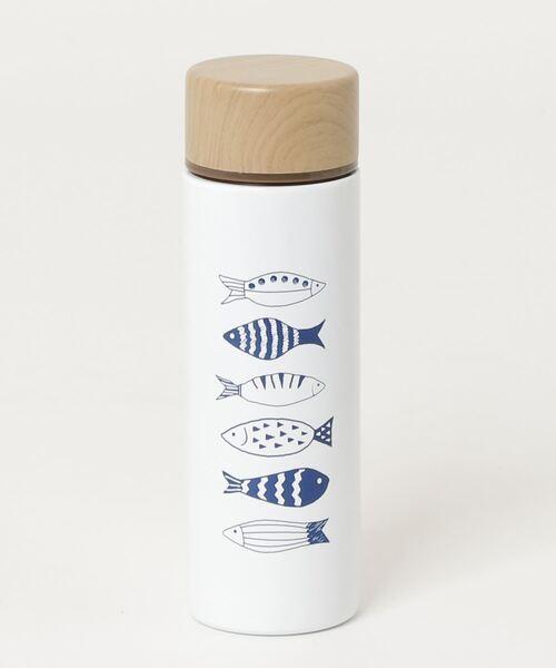 [ZealMarket/SFW] ミニステンレスマグボトル140ml(4柄/北欧柄)【ミニ水筒/ボトル/ポケミニ】