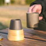 上質なティーブレイクを楽しもう! アウトドアにも良さげな茶器セットを使ってみた