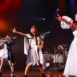 TEAM SHACHI、10月パシフィコ横浜公演発表&1stフルアルバム発売決定