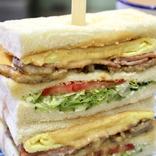 【台湾】ボリュームたっぷりの炭焼きトーストサンドが大人気!台北・西門町「山文治」