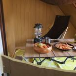 室内の「おうちキャンプ」は手軽で最高。安心して楽しむための注意点は?
