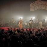 """GLIM SPANKYが約1年ぶりの有観客ライブ開催、「僕たちの居場所は、ここ""""ライブ""""」"""