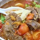 【台湾】看板メニューはトマト牛肉麺!台北「四平街番茄牛肉麺」現地ルポ