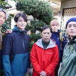 JO1メンバー3人の出演を追加発表、岡村隆史&豆原一成 共演のオムニバス映画