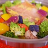 温野菜をたっぷり食べる方法。「蒸し煮」が手軽で超おいしい
