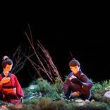 モダンスイマーズが人形劇ムービー『しがらみ紋次郎』を制作。蓬莱竜太「クリエイターが今どうやったら遊べるかが何よりも重要で、表現する側こそが楽しまなければいけない」