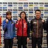 日本陸上競技選手権大会20km競歩、女子藤井が初V、男子山西が2連覇