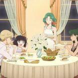 『美少女戦士セーラームーンEternal』外部太陽系戦士4人のエレガントで優雅な日常が明らかに